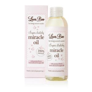 Olje proti strijam (Super Stretchy Miracle Oil)