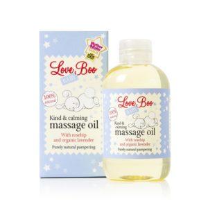 Love Boo masažno olje