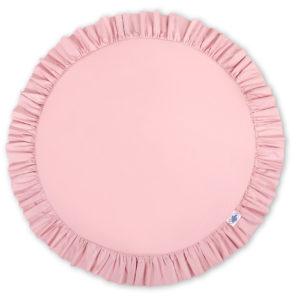 Igralna podloga in dekorativna preproga v enem – pastelno pink