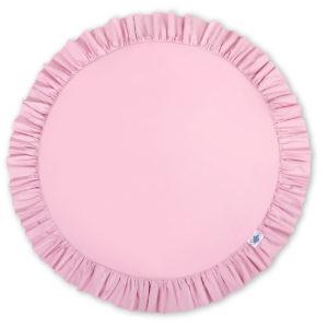 Igralna podloga in dekorativna preproga v enem – pink
